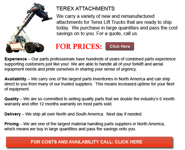 Attachment for Terex