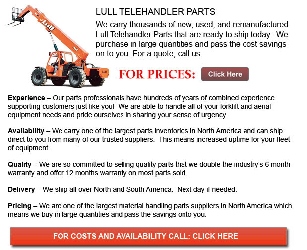 Lull Telehandler Parts