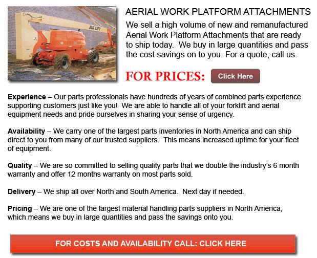 Aerial Work Platform Attachments