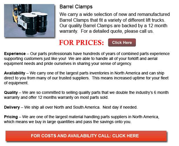 Barrel Clamps