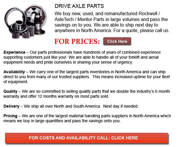 Drive Axles