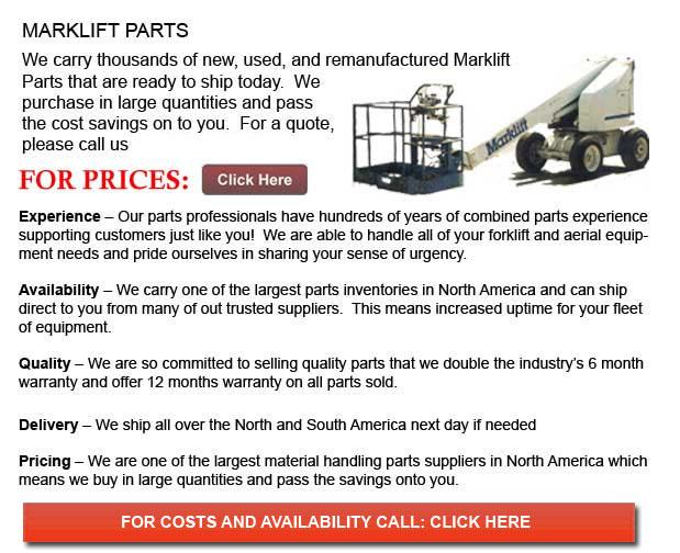 Marklift Parts