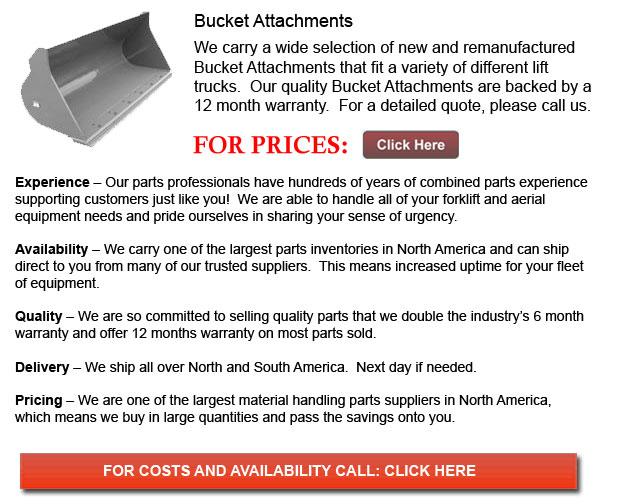 Bucket Attachments
