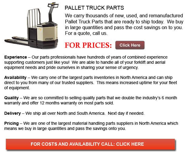 Pallet Truck Part