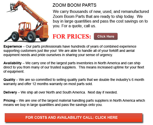 Parts for Zoom Booms