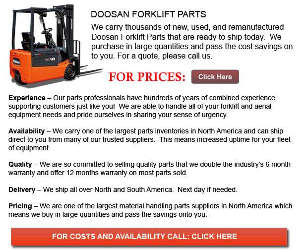 Doosan Forklift Part
