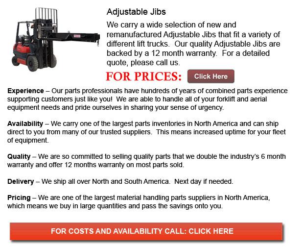 Adjustable Jib