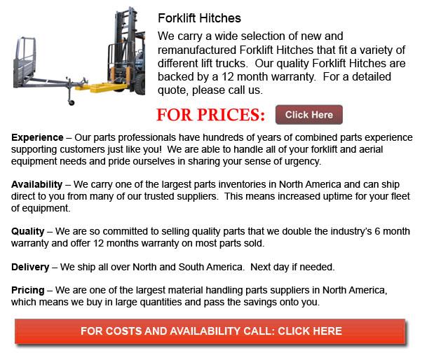 Forklift Hitch