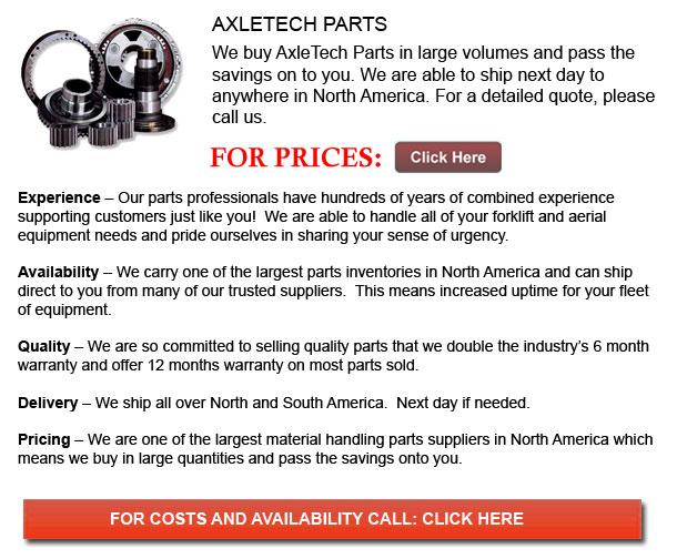 Axle Tech Parts