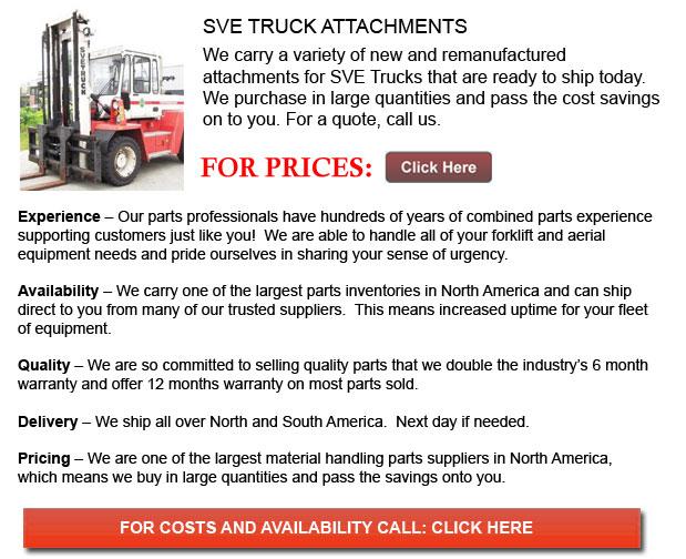 SVE Truck Attachment
