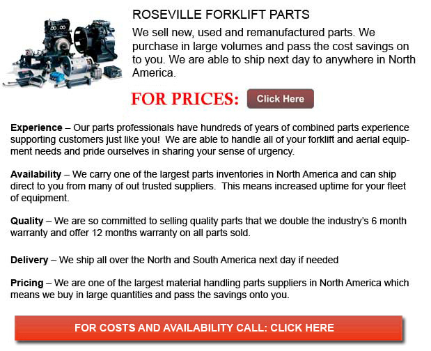 Roseville Forklift Parts