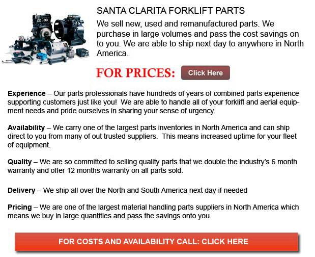 Santa Clarita Forklift Parts