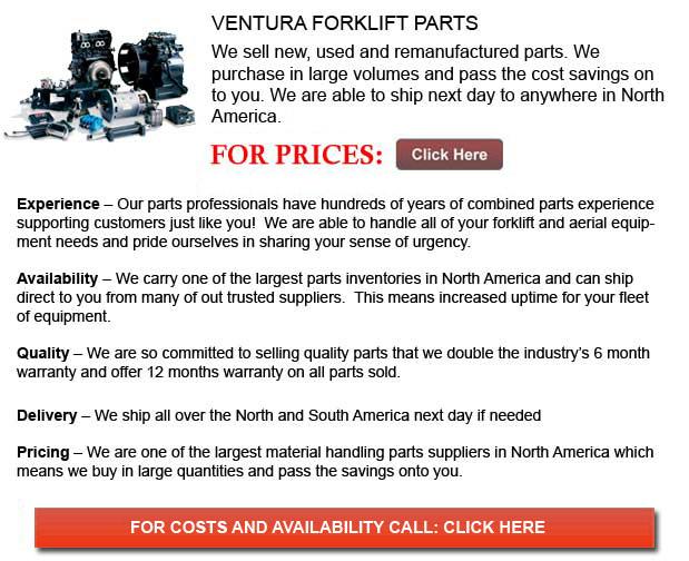 Ventura Forklift Parts