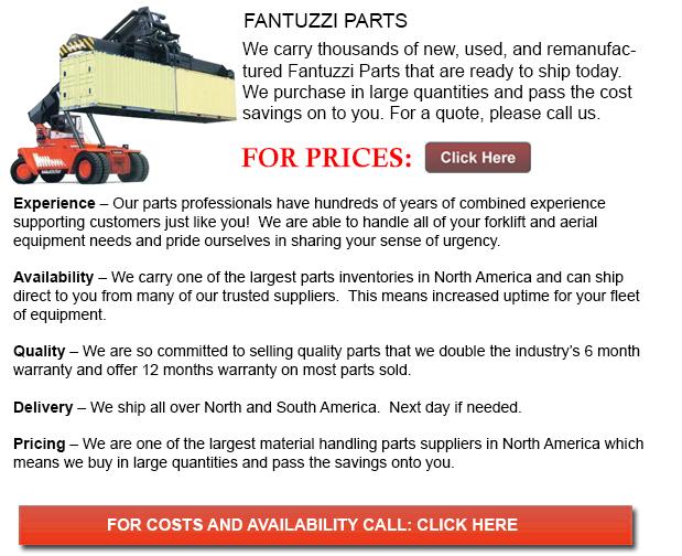 Fantuzzi Parts