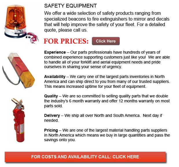 Forklift Safety Equipment