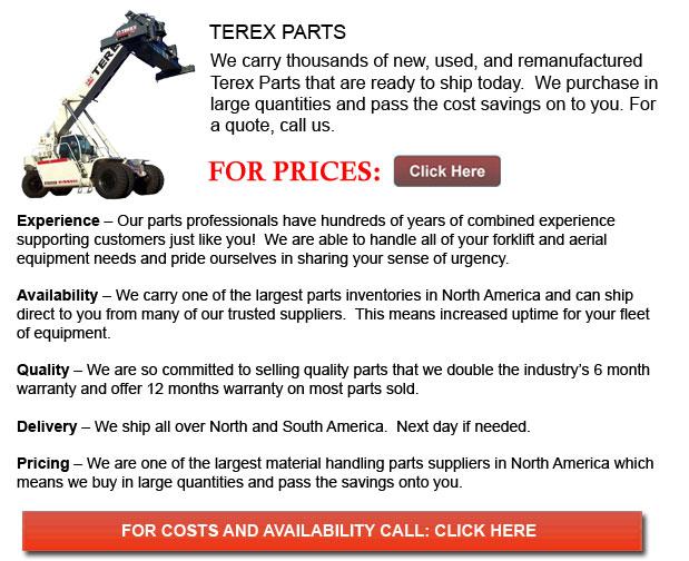 Terex Parts