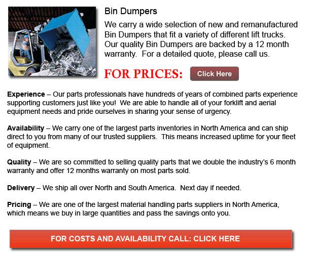 Bin Dumpers