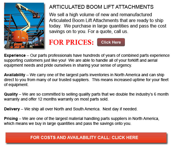 Articulated Boom Lift Attachments