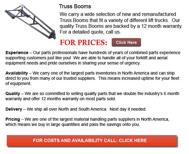 Truss Booms