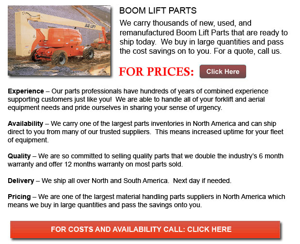 Part for Boom Lift