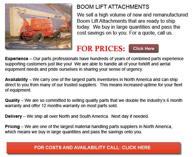 Boom Lift Attachment