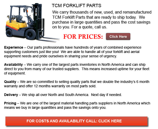 TCM Forklift Part