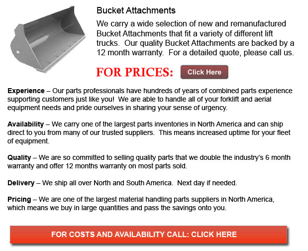 Bucket Attachments