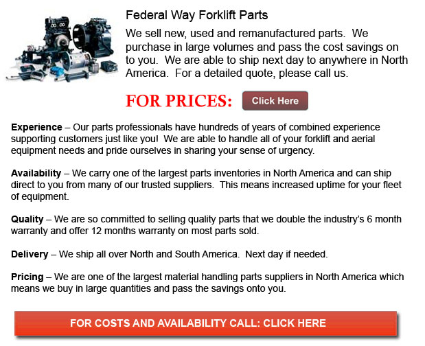 Federal Way Forklift Parts