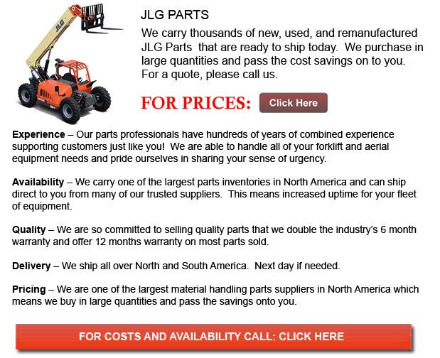 JLG Forklift Parts