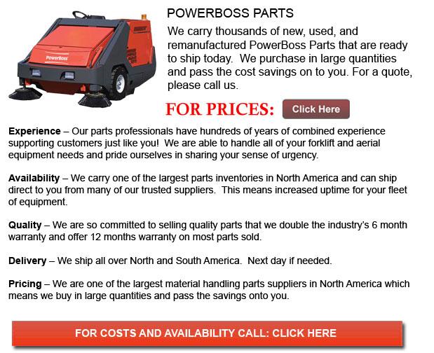 PowerBoss Parts